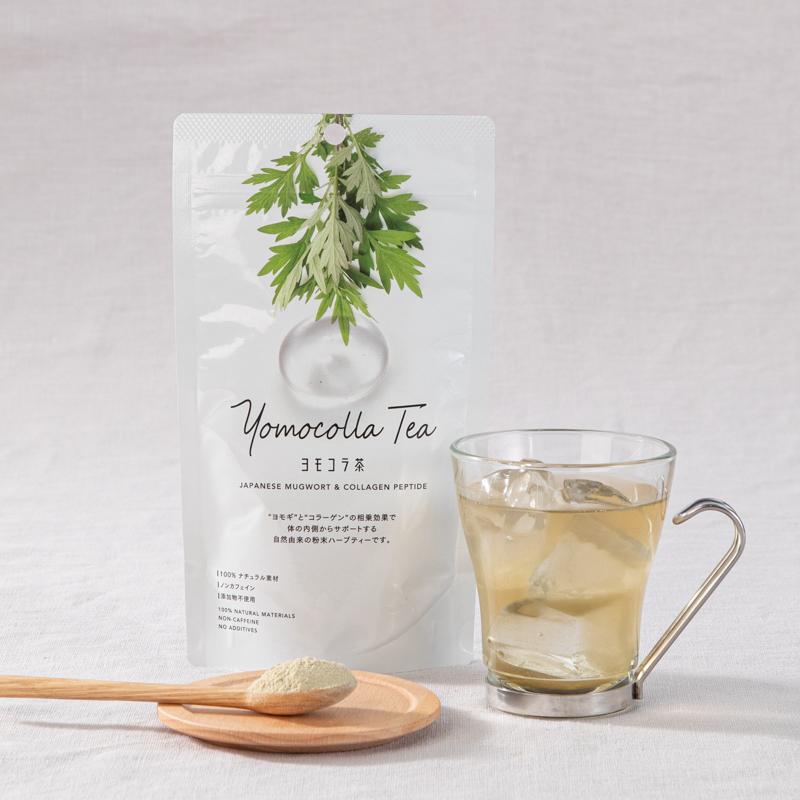 ヨモコラ茶 100g